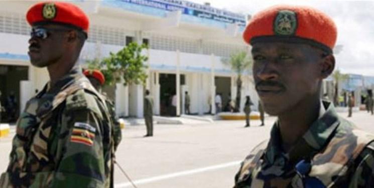 حمله خمپاره ای به فرودگاه بین المللی سومالی