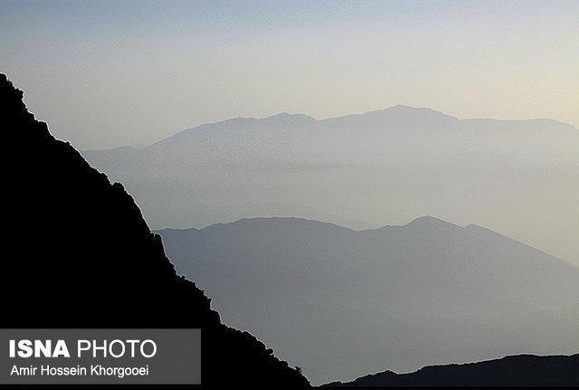 فوت سنگ نورد هرمزگانی براثر سقوط از کوه گنو