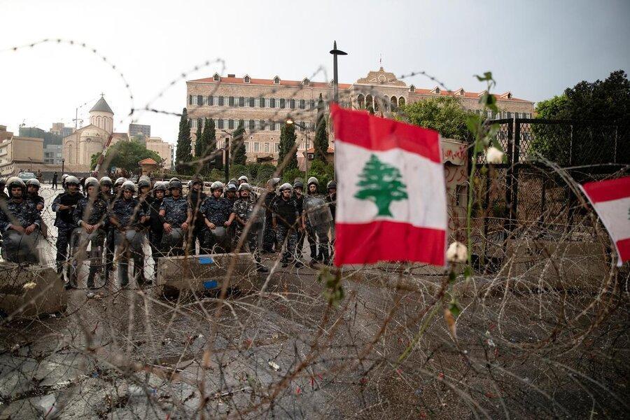 تازه ترین اخبار رویدادهای لبنان ، کاخ ریاست جمهوری در حلقه تدابیر شدید امنیتی