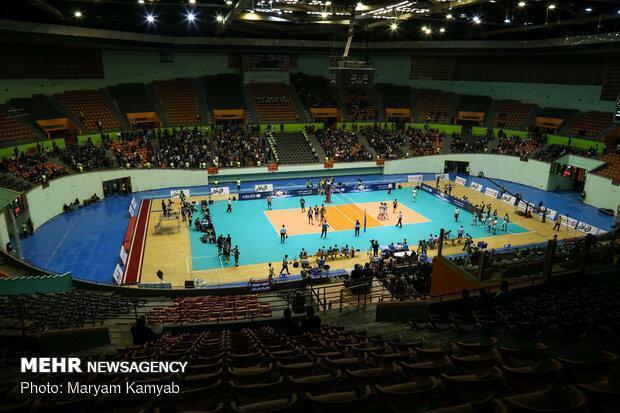 تیم والیبال شهروند مغلوب شد، احضار مدیرعامل به کمیته انضباطی