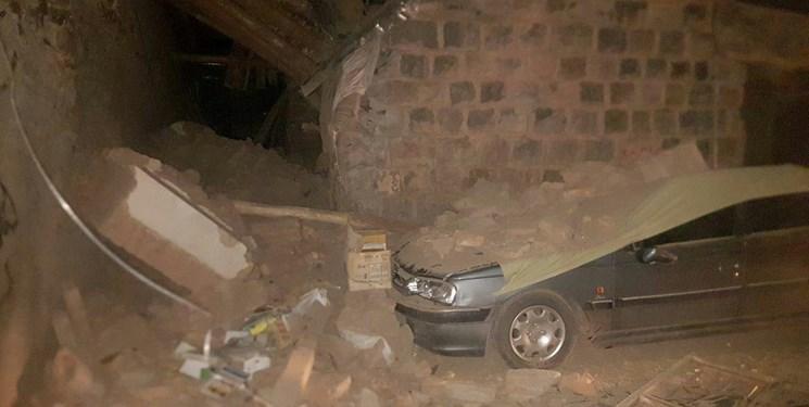 زمین لرزه 5.9 ریشتری در آذربایجان شرقی، فوت 5 نفر در ساعات اولیه، تخریب کامل 30 روستا، 251 مصدوم