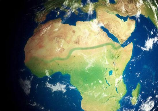 ساخت دیوار بزرگ سبز در آفریقا برای نجات زمین