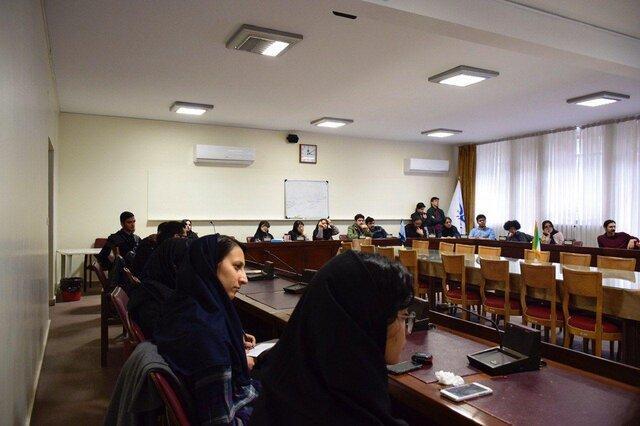 برگزاری سمینار زیبایی شناسی و سیاست در قـاب تـصویر