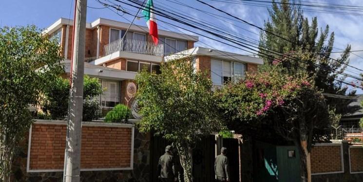 مکزیک، بولیوی را به ارعاب دیپلمات هایش متهم کرد