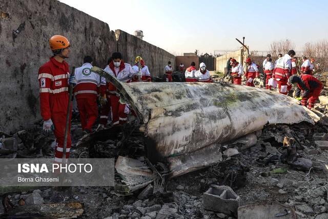 آخرین شرایط شناسایی هویت قربانیان هواپیمای اوکراینی، اخذ نمونه ژنتیک از 115 نفر