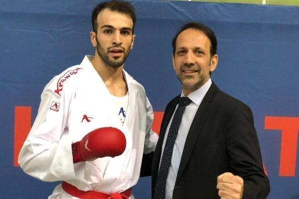 لیگ جهانی کاراته ، بهمن عسگری با کسب مدال طلا المپیکی شد