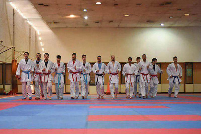 کرونا اردوی تیم ملی کاراته را تعطیل کرد