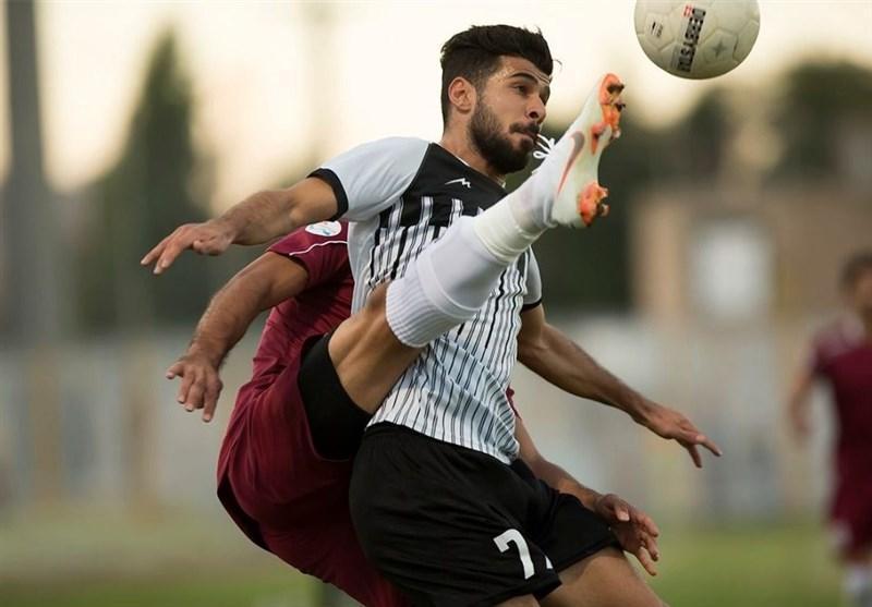 لیگ برتر فوتبال، تساوی نفت مسجدسلیمان و پیکان در نیمه نخست