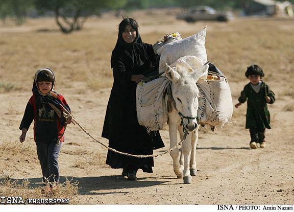 تعویق کوچ عشایر خوزستان تا خاتمه اردیبهشت