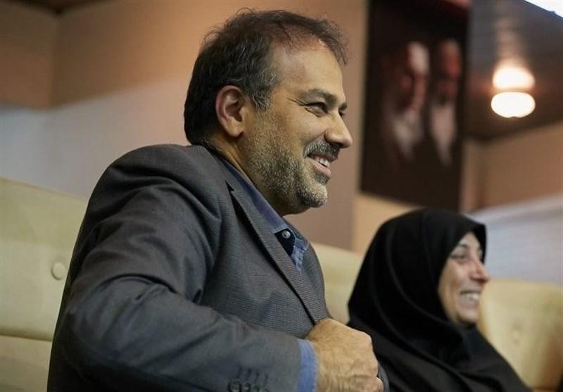 ناظمی مشاور رسانه ای وزیر ورزش شد
