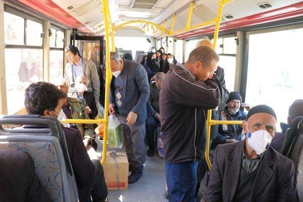 افزایش مراکز فروش ماسک به 35 ایستگاه اتوبوس